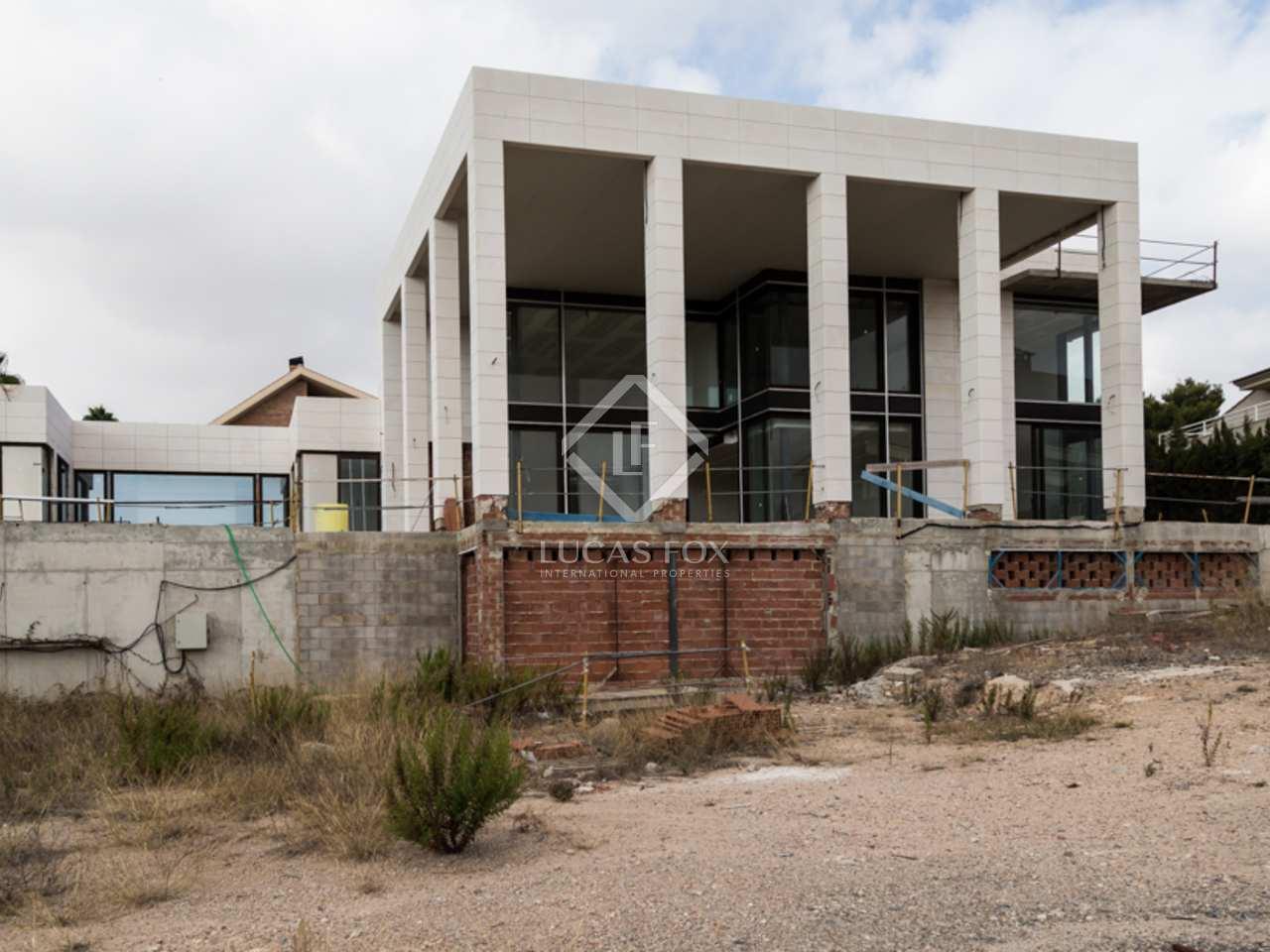 Villa de lujo en godella valencia en venta for Piscina de godella