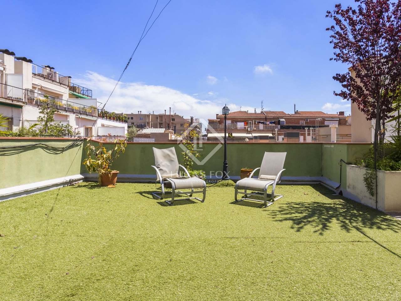 Penthouse de 62m a vendre sant gervasi galvany avec for Piscine w barcelone