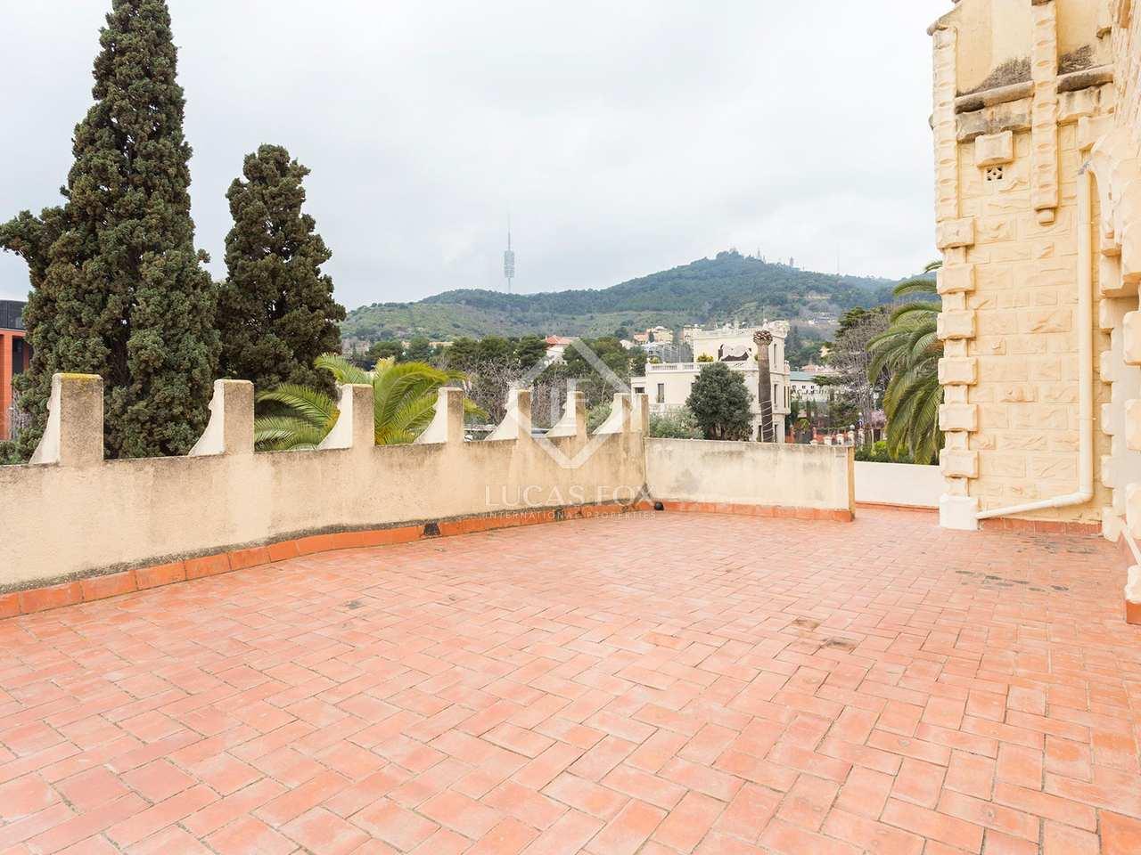 Palace for sale in bonanova zona alta barcelona city - Zona alta barcelona ...
