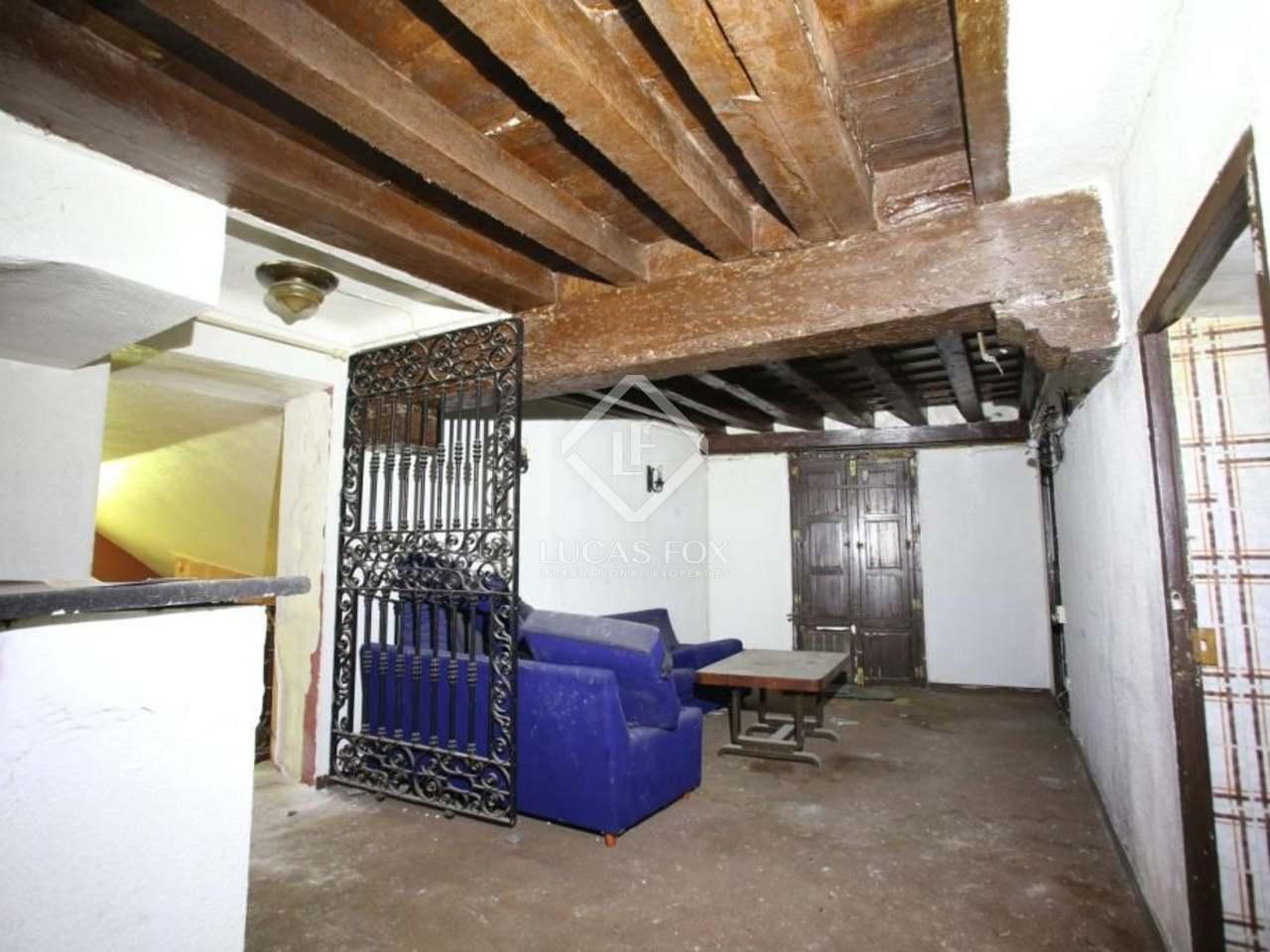 Edificio hist rico en venta en la ciudad vella de valencia - Pisos en el carmen valencia ...