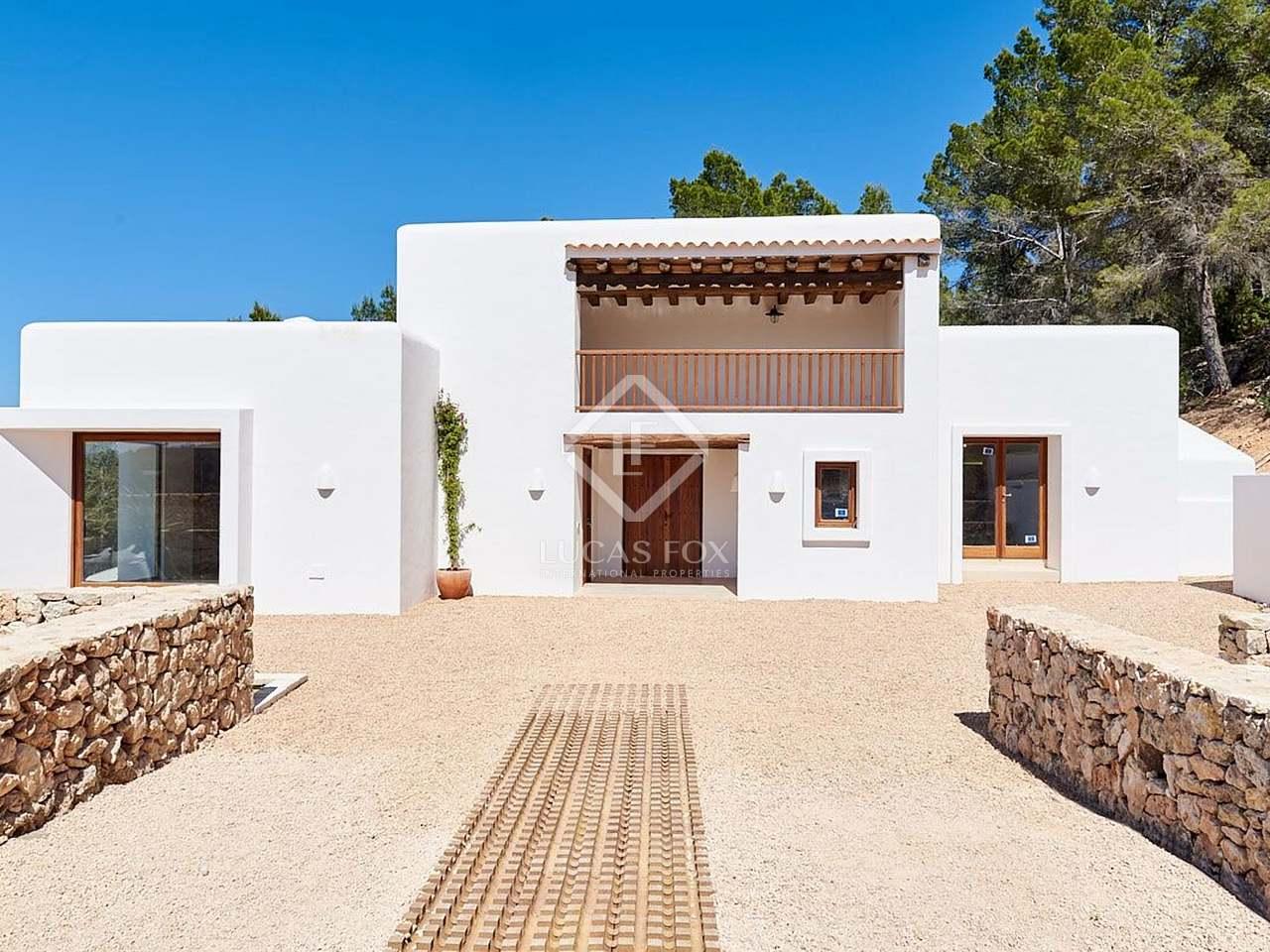 190m haus villa zum verkauf in san jos ibiza. Black Bedroom Furniture Sets. Home Design Ideas