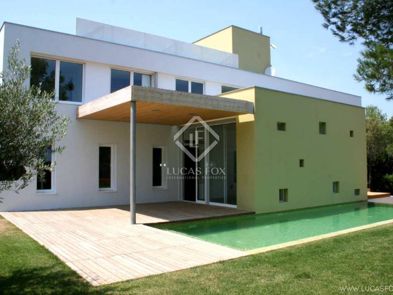 Casa moderna de lujo en venta cerca de begur en la costa for Casa moderna espana