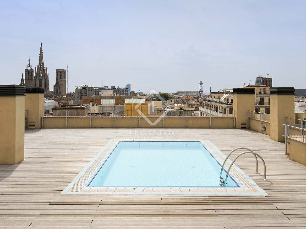 Appartement de 109m a vendre g tico barcelone for Appartement piscine barcelone
