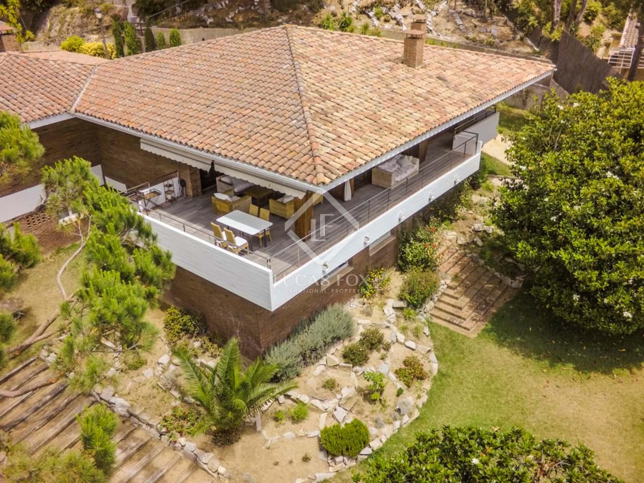 750m haus villa zum verkauf in sant andreu de llavaneres. Black Bedroom Furniture Sets. Home Design Ideas