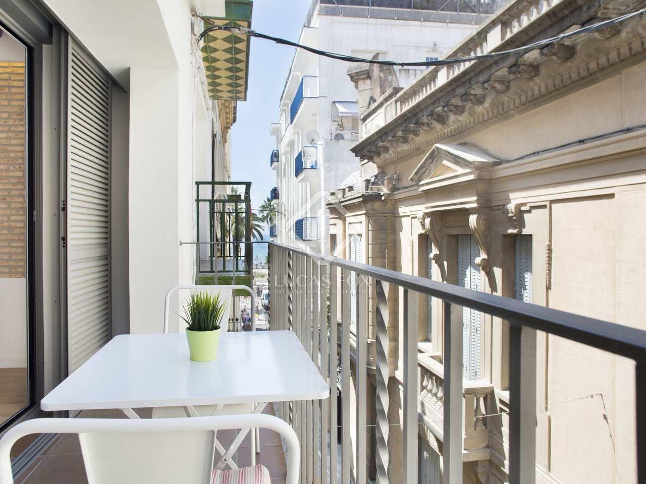 Edificio de 309m con 160m de terrazas en venta en sitges for Terrazas 1280 a