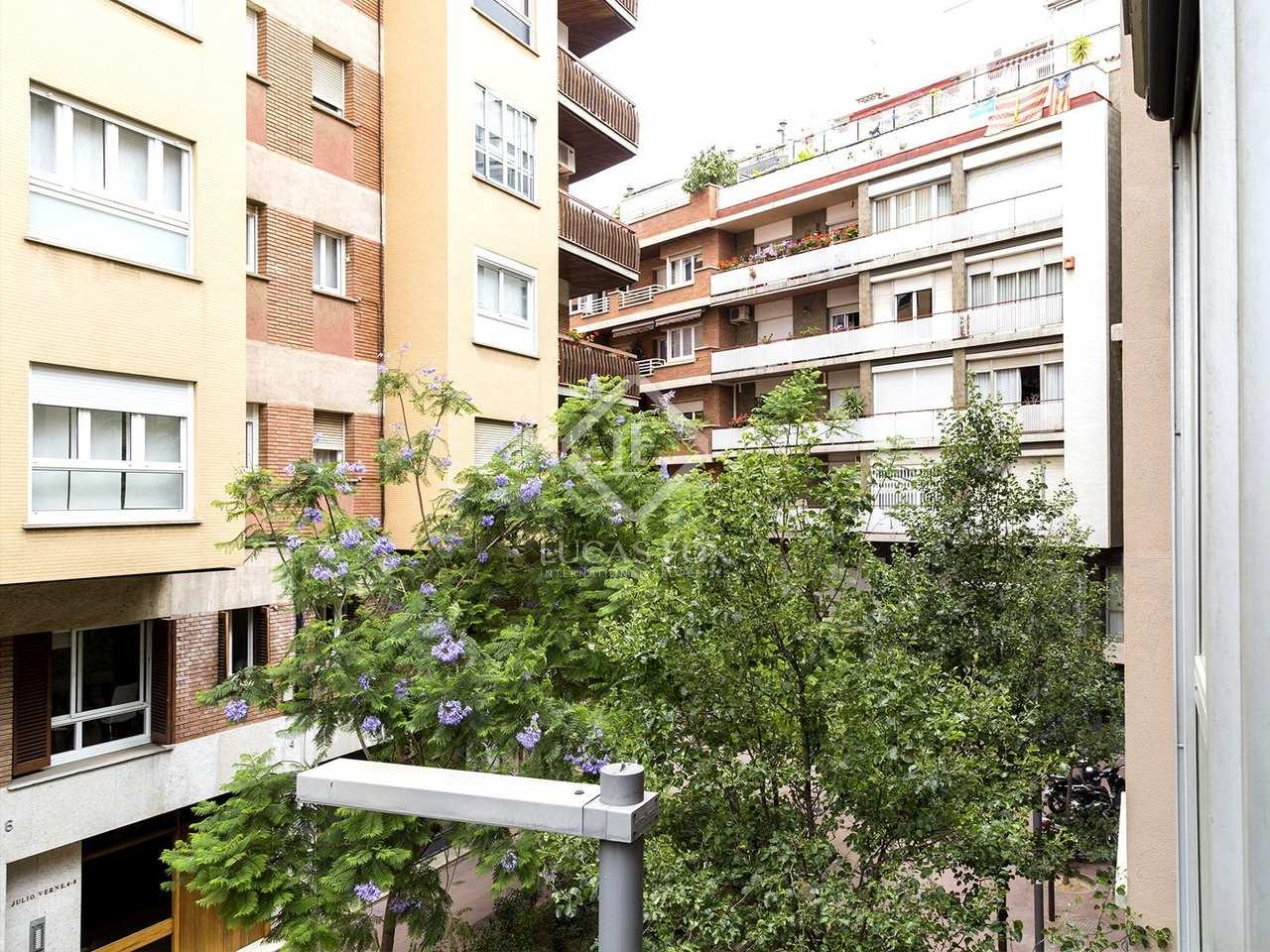 Apartamento amueblado en lesseps - Duplex barcelona alquiler ...