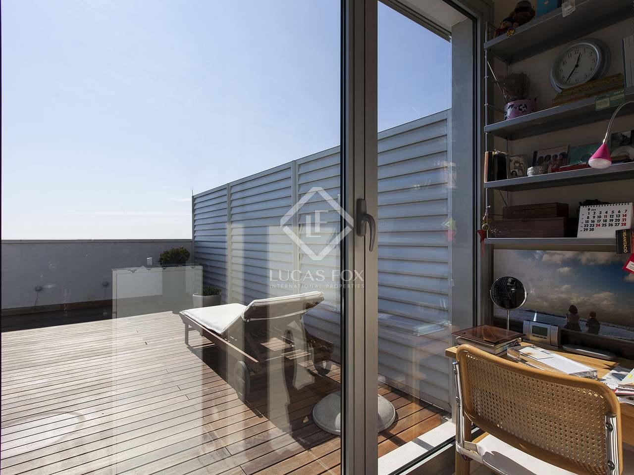 Bel Appartement En Duplex En Vente Au Sud De Sitges