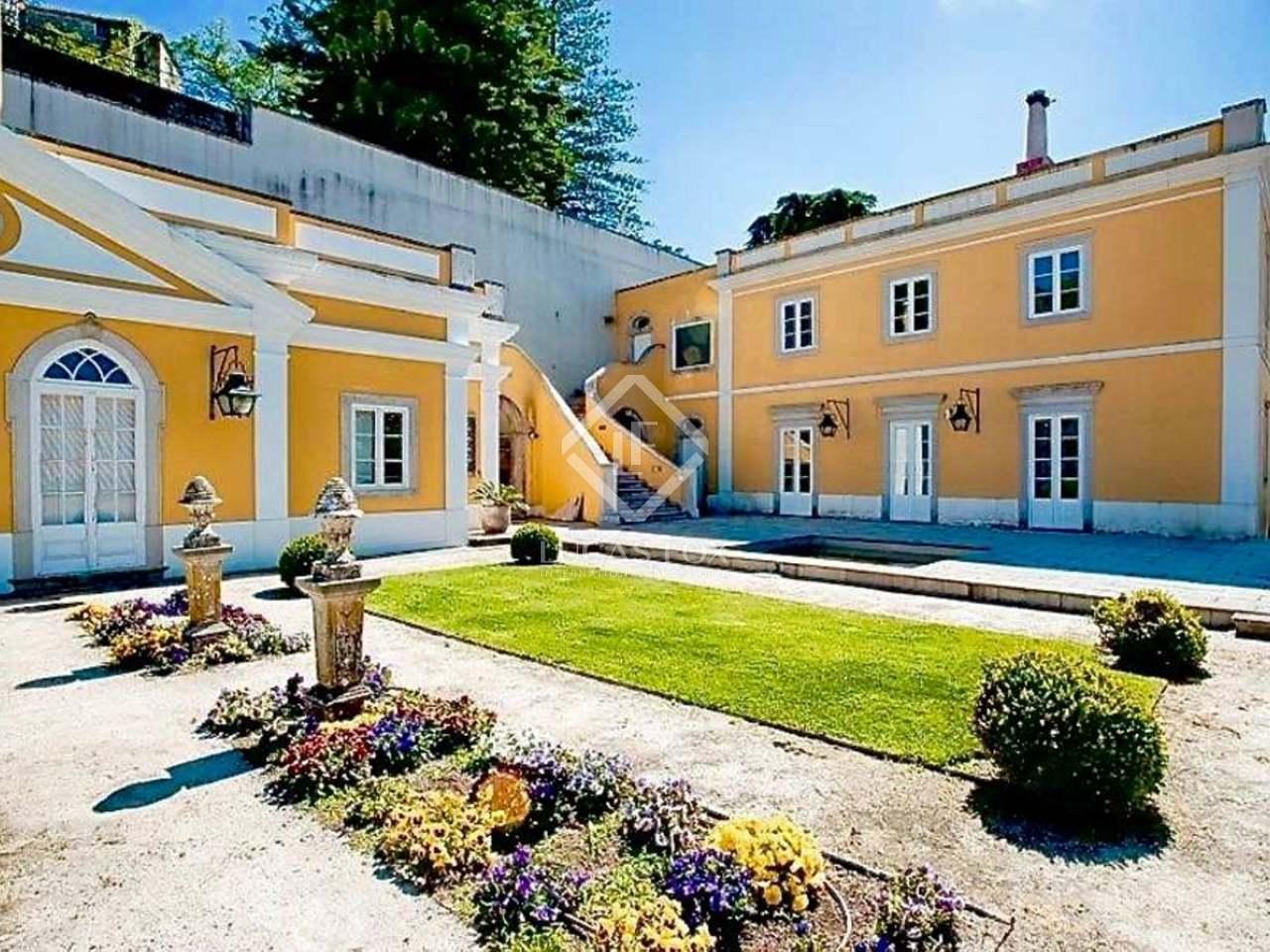 2 000m haus villa zum verkauf in sintra und silber k ste. Black Bedroom Furniture Sets. Home Design Ideas