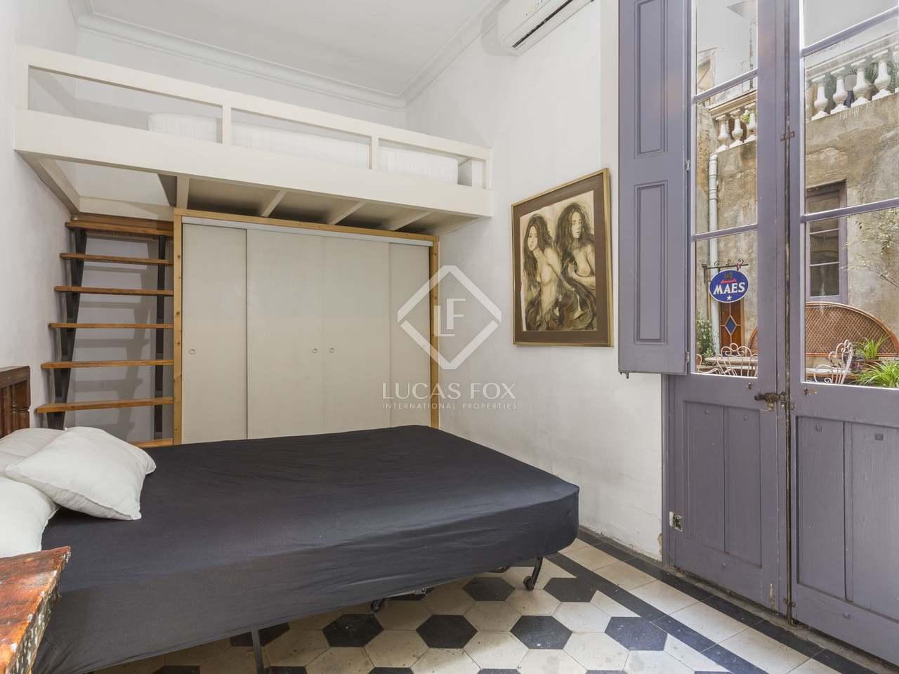 Appartement de 127m a vendre g tico avec 27m terrasse for Appartement avec piscine barcelone