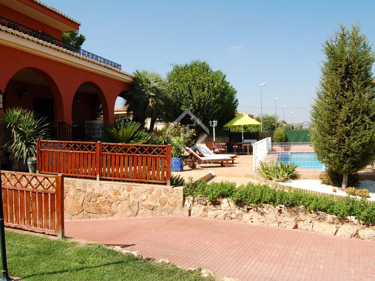340m haus villa zum verkauf in la eliana valencia for Villas valencia