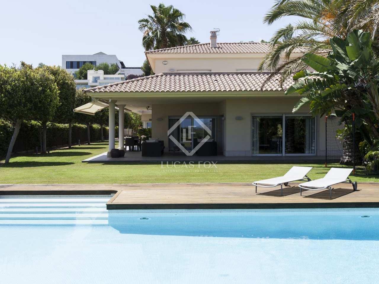 Villa De Luxe A Vendre A Sitges