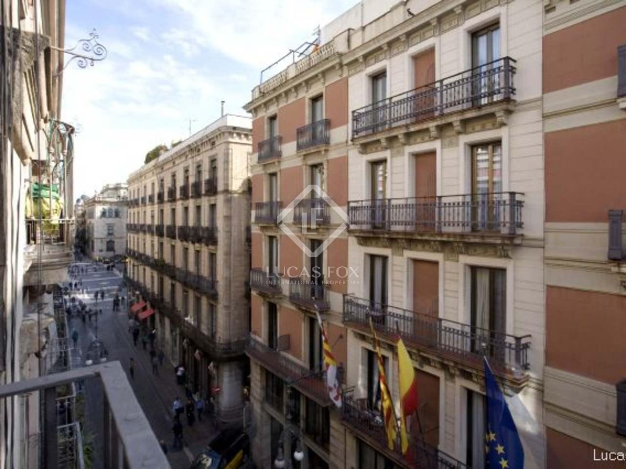 Appartement en dernier tage acheter dans la vieille for Appartement barcelone piscine