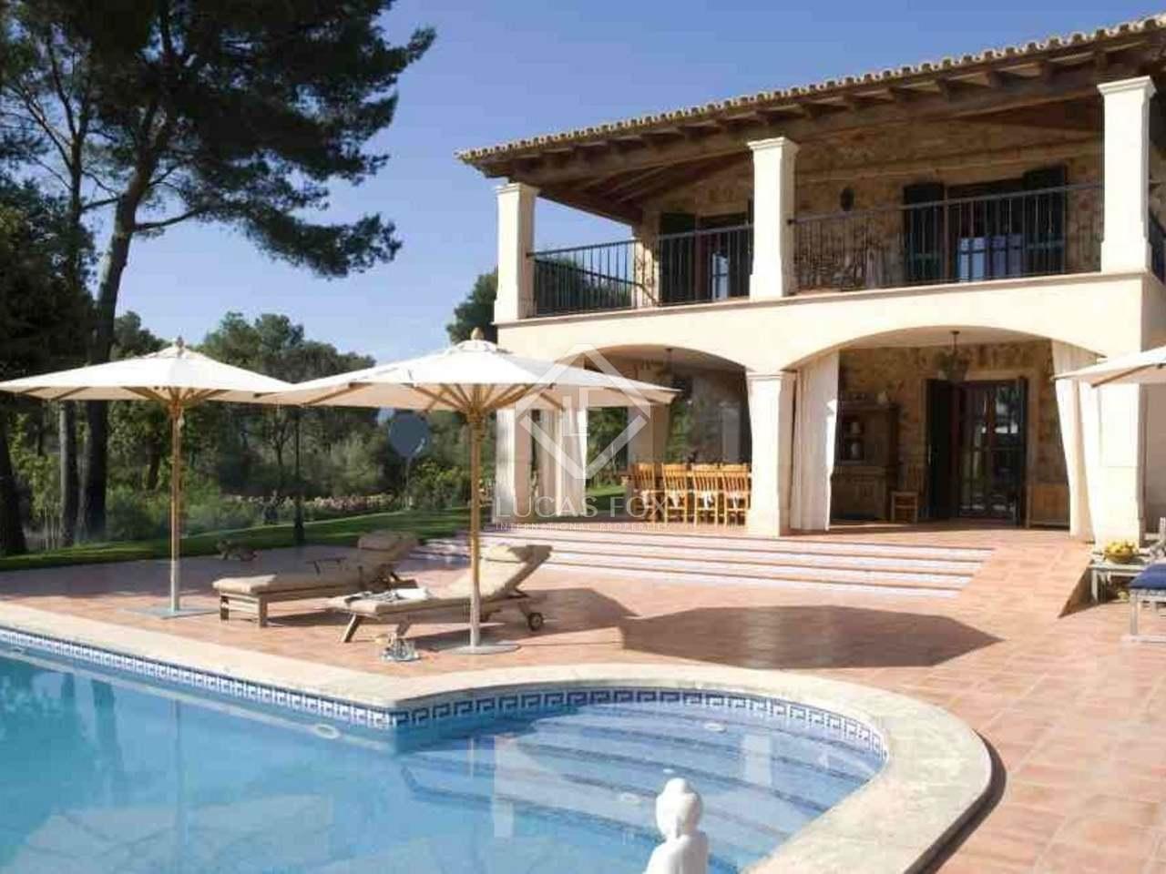 Casa En Venta En P Rtol Cerca De Palma Mallorca