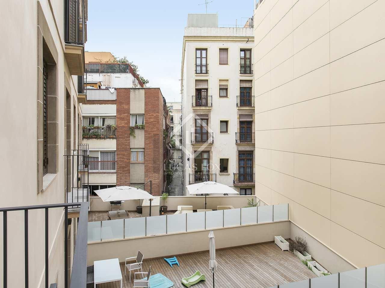 Appartement de 45m a louer g tico barcelone for Appartement a louer a barcelone avec piscine