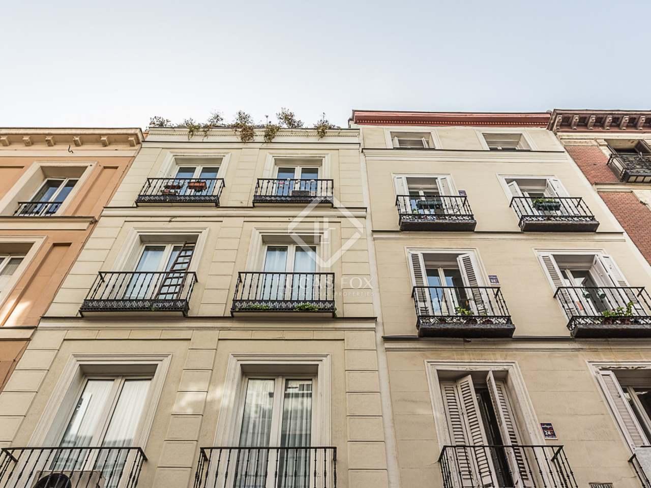 D plex de 2 dormitorios en venta en el centro de madrid - Duplex en madrid ...