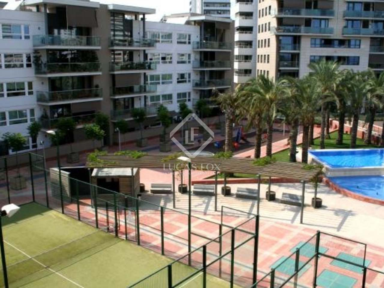 Appartement en vente diagonal mar barcelone for Appartement piscine barcelone