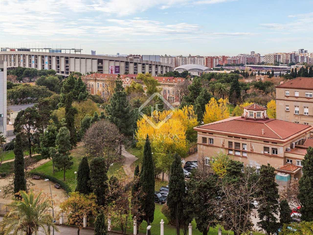 Apartment for sale in les corts barcelona city - Zona alta barcelona ...