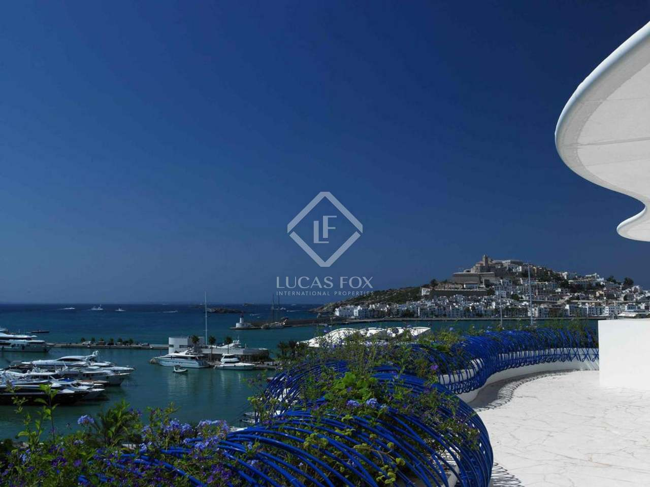 Luxury apartments for sale in Ibiza town designed by Jean ...