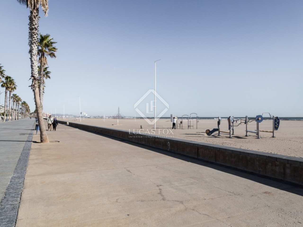 Apartamento en playa patacona a la venta for Piscina patacona