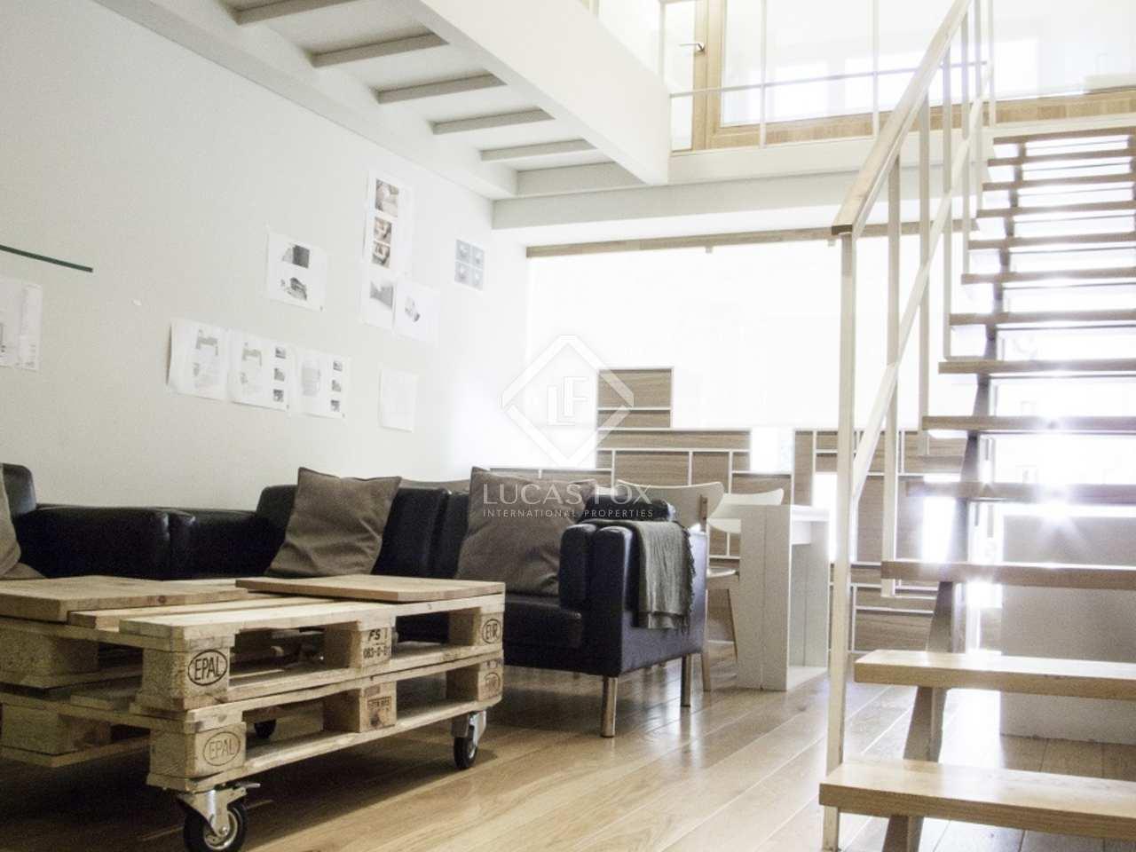 92m wohnung zum verkauf in la latina madrid. Black Bedroom Furniture Sets. Home Design Ideas