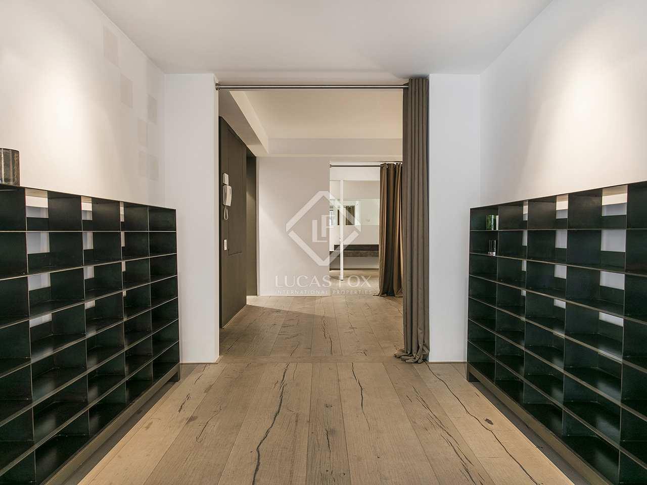 Appartement de 450m a louer tur park barcelone for Location appartement design barcelone
