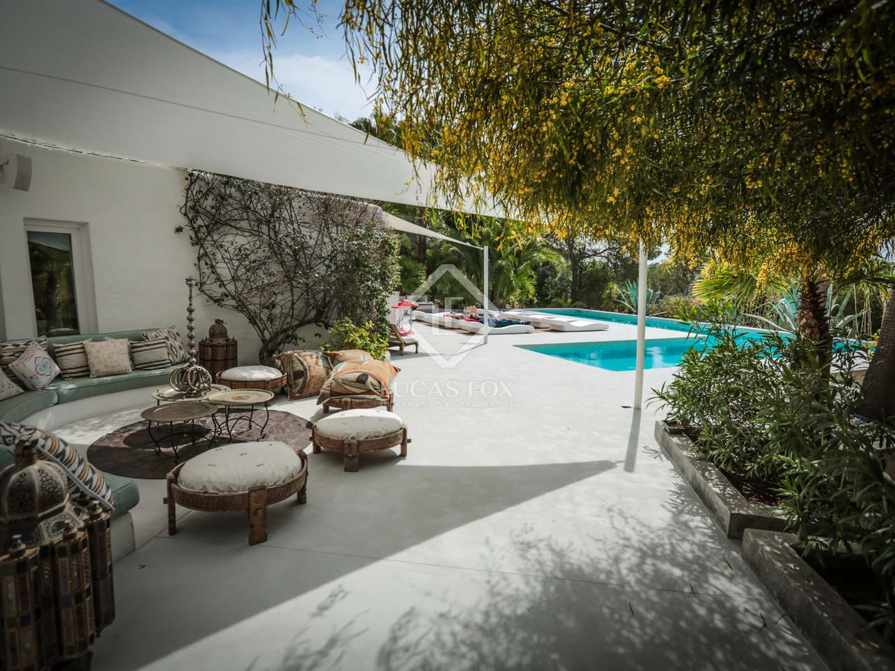 350m haus villa zum verkauf in san antonio ibiza for Furniture haus san antonio