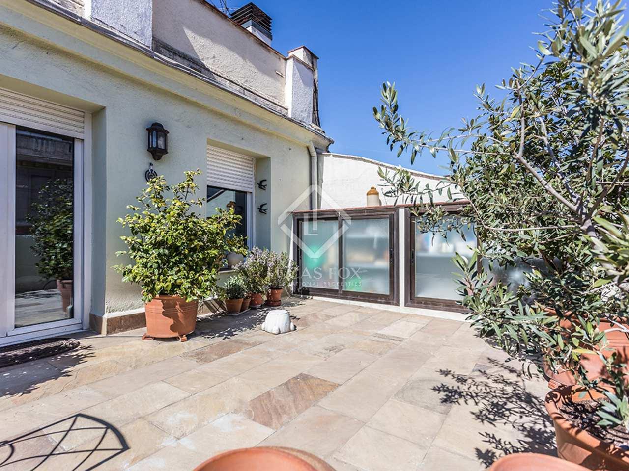 appartement de 100m a vendre lista avec 30m terrasse. Black Bedroom Furniture Sets. Home Design Ideas
