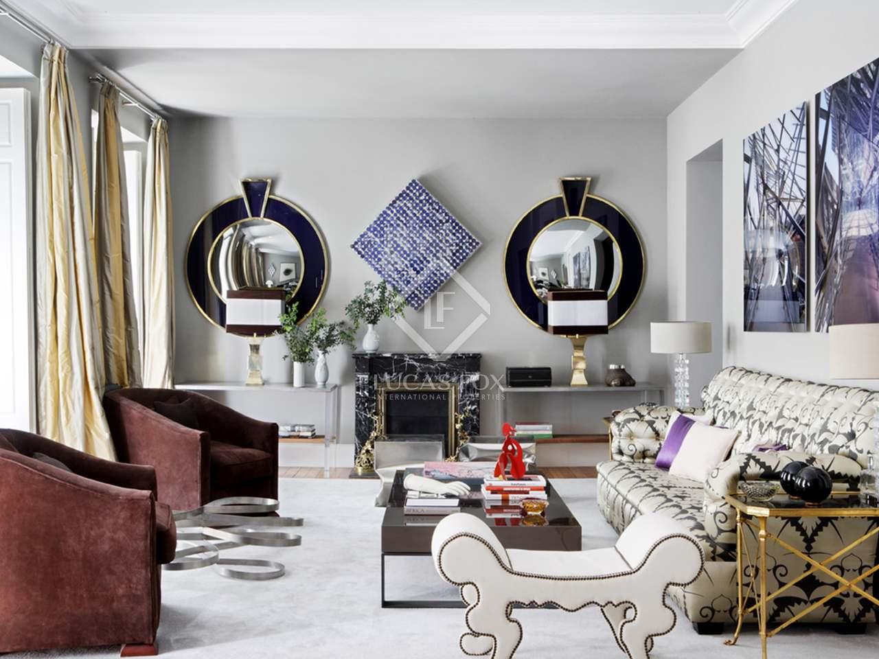 315m wohnung zum verkauf in justicia madrid. Black Bedroom Furniture Sets. Home Design Ideas