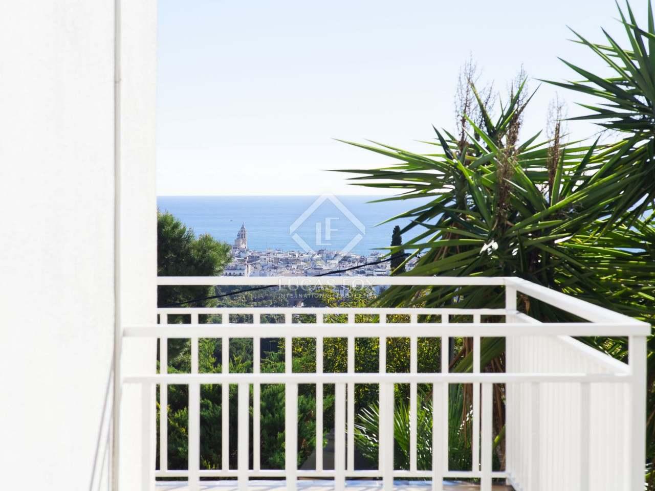 292m haus villa mit 460m garten zum verkauf in vallpineda. Black Bedroom Furniture Sets. Home Design Ideas