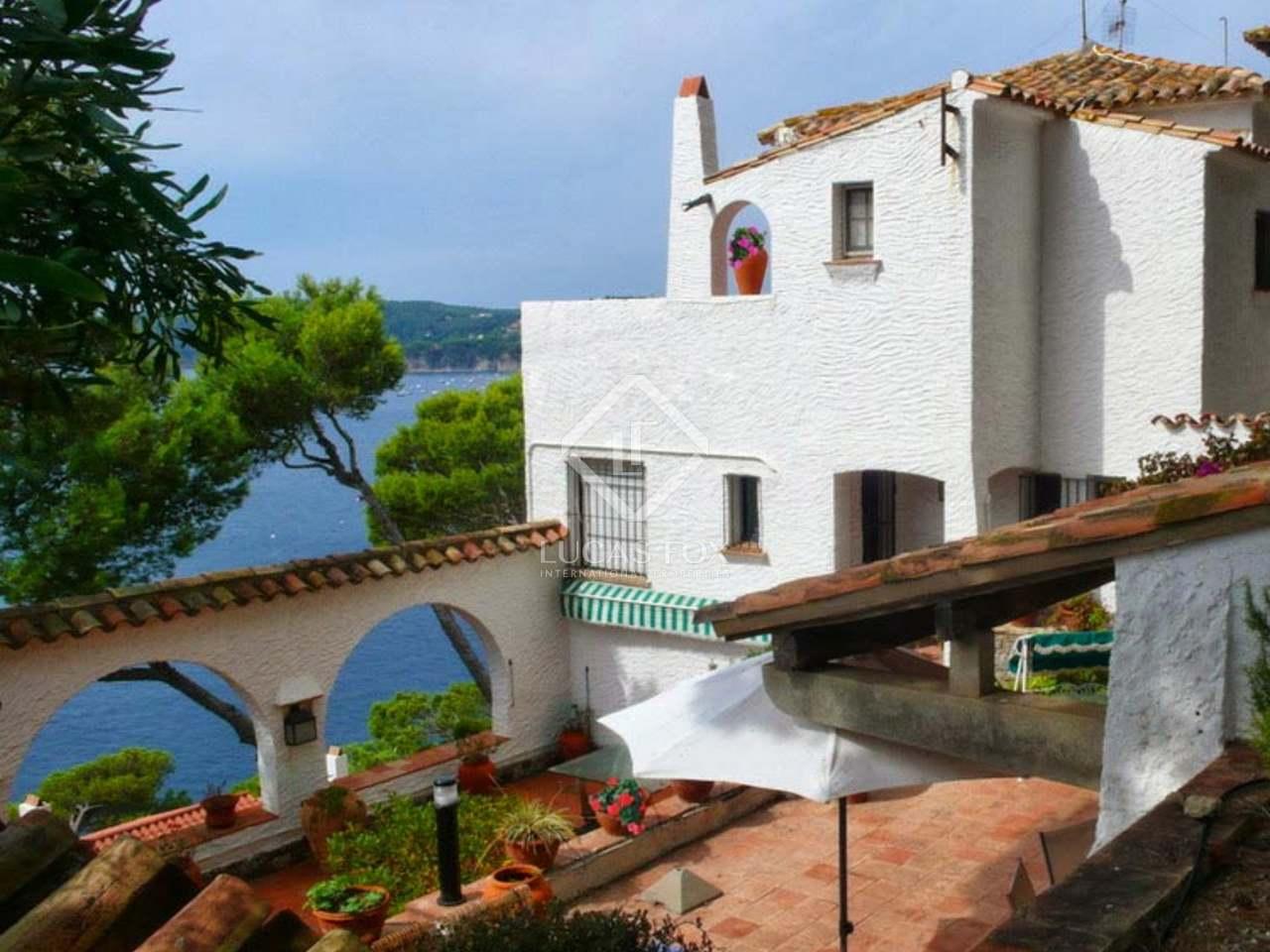Villa en venta en llafranc en la costa brava - Casa playa costa brava ...