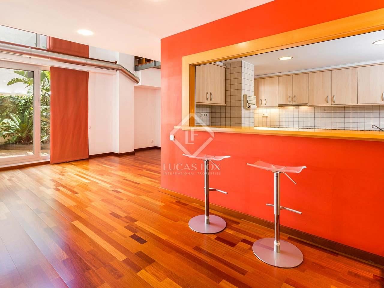 Appartement de 178m a vendre poblenou avec 37m terrasse for Appartement avec piscine barcelone