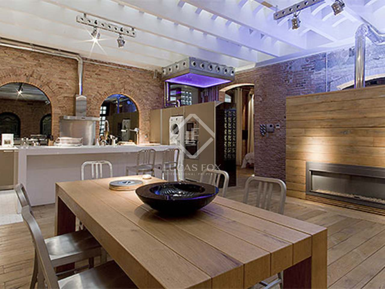new york style loft apartments for long term rent in the old town