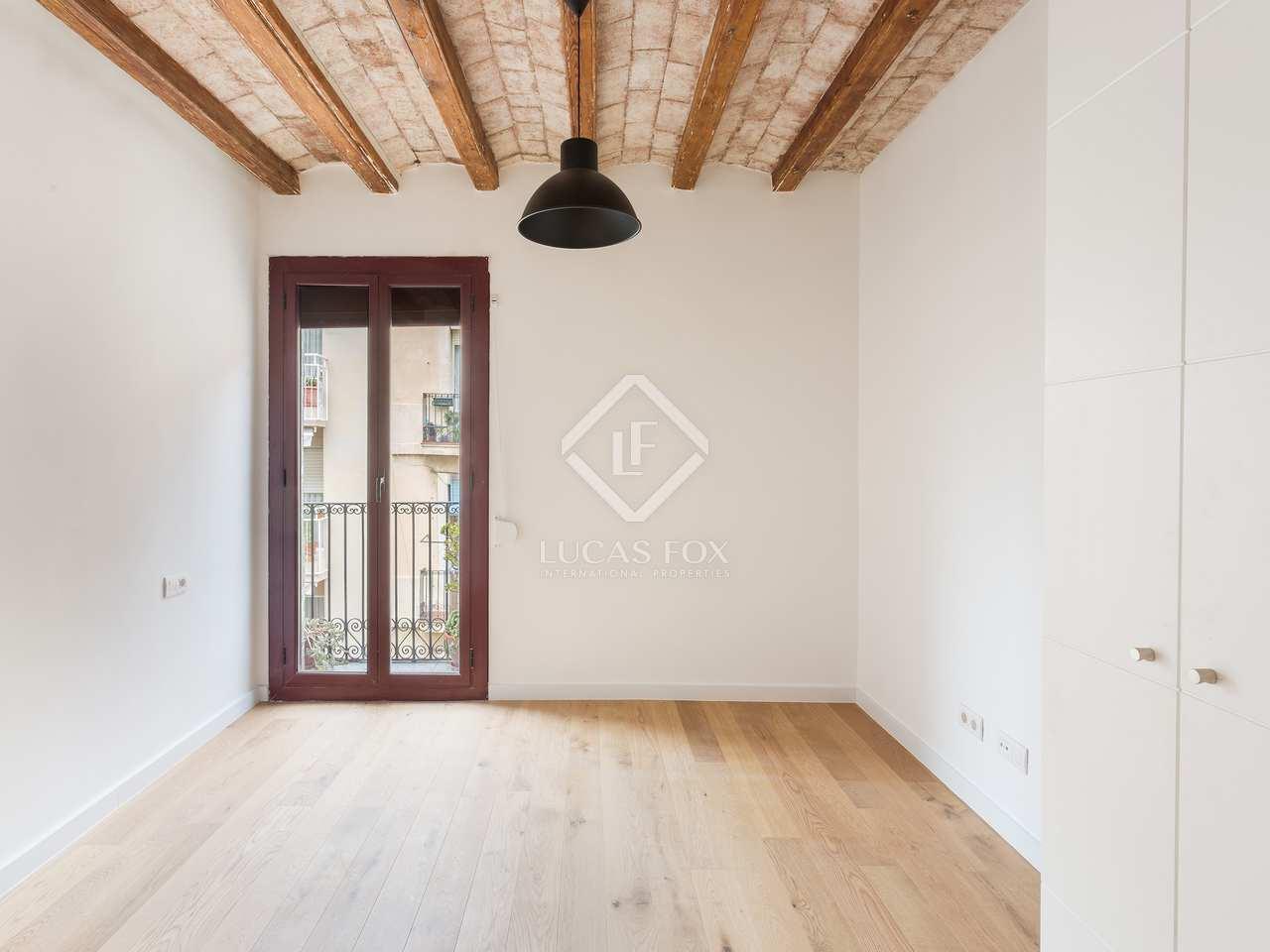 Piso de 87 m en venta en poble sec barcelona for Compartir piso barcelona