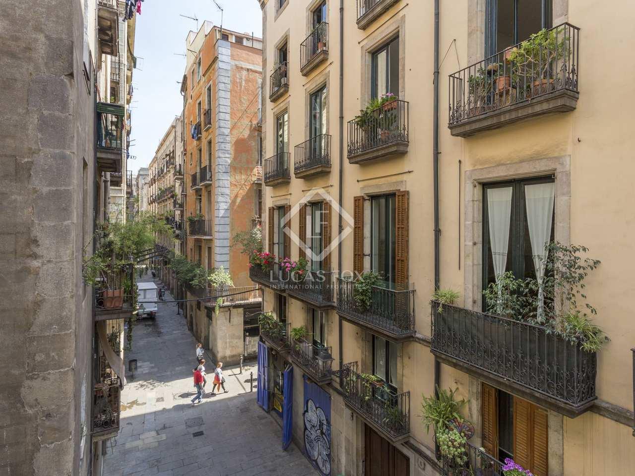 Appartement de 116m a vendre el born barcelone for Appartement piscine barcelone