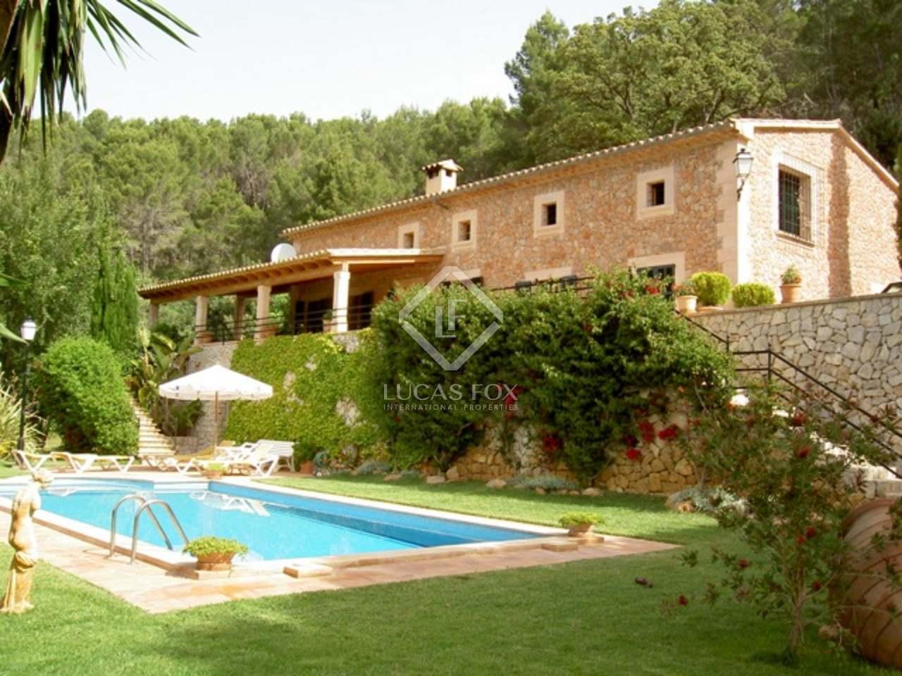 Villa de 5 dormitorios en venta en puigpunyent oeste de for Villa jardin lanus oeste