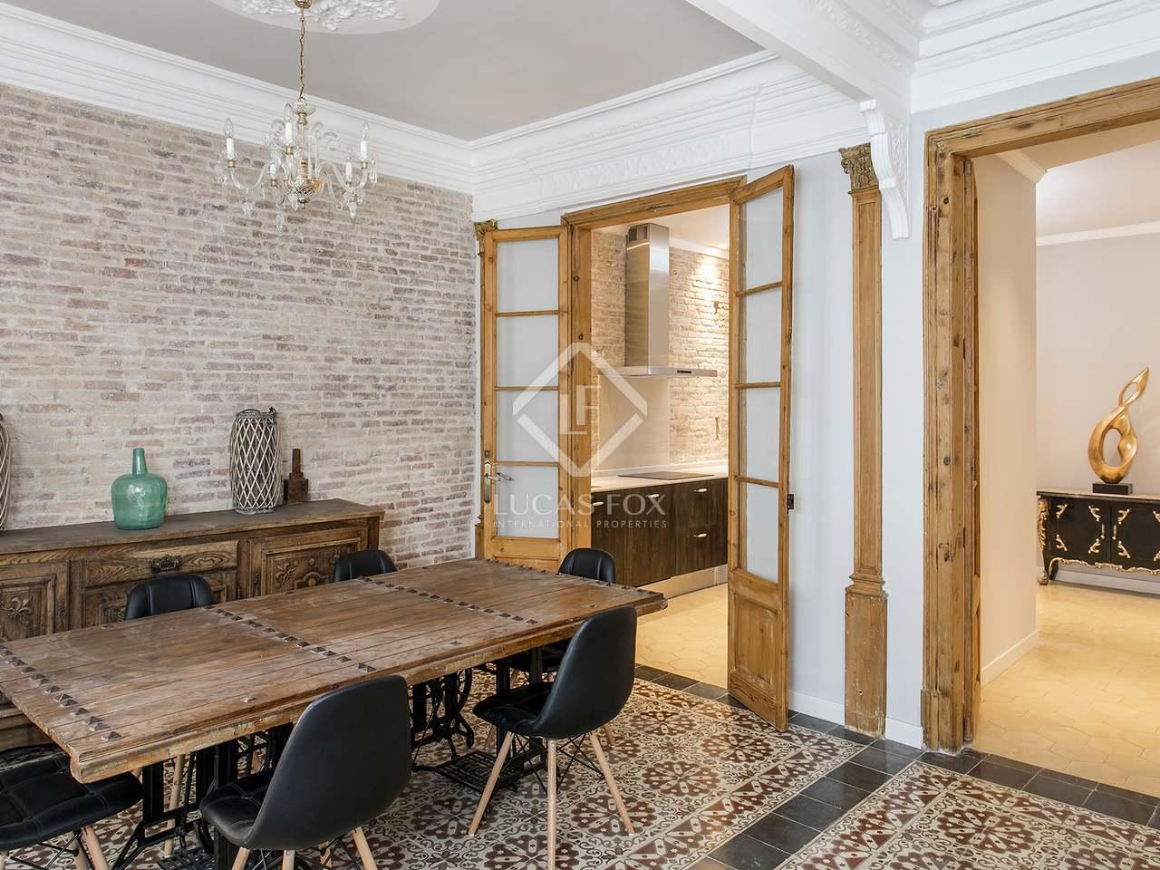 Appartement de 121m a louer g tico barcelone for Appartement a louer a barcelone avec piscine