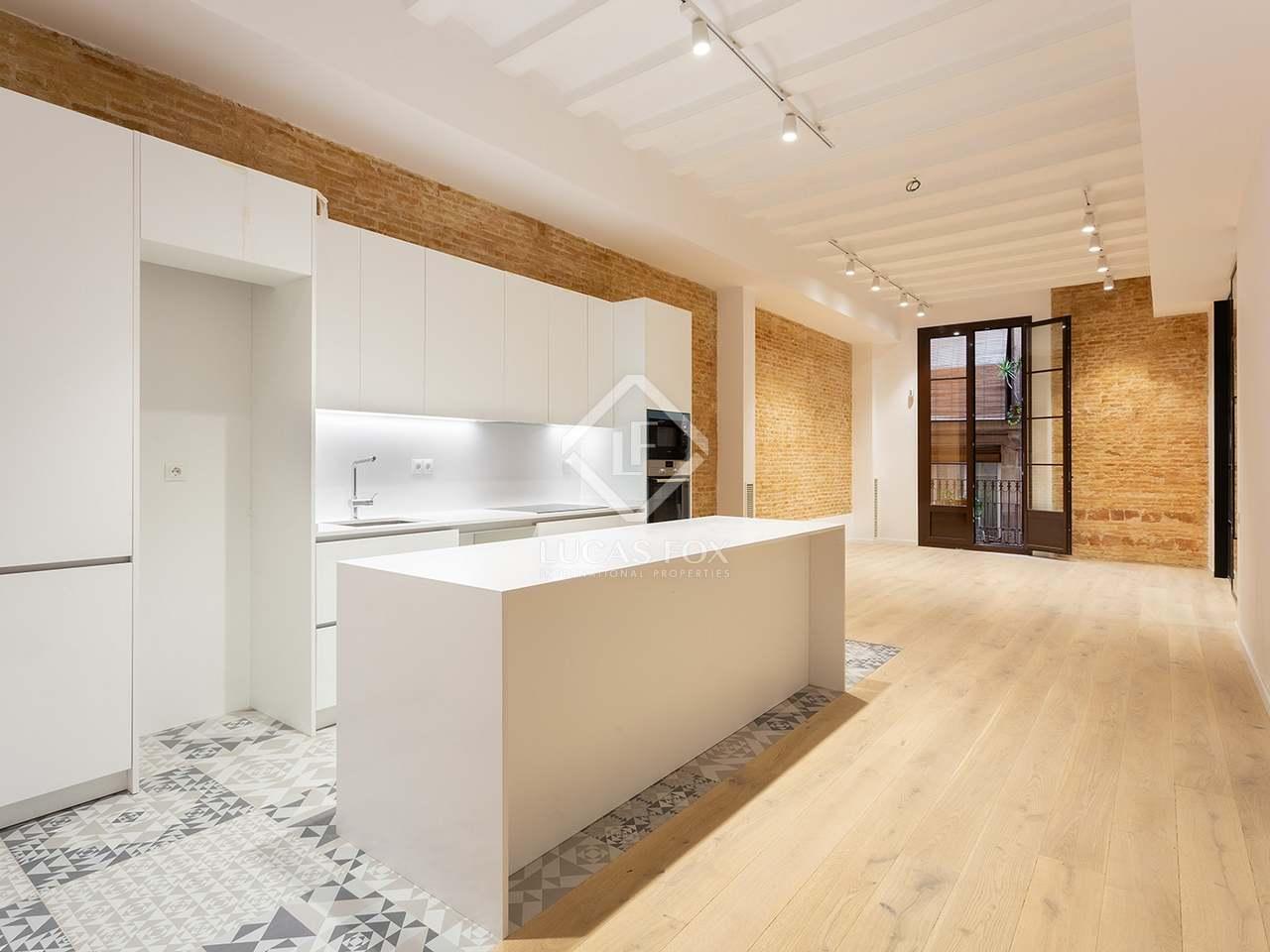 piso de 88m en venta en g tico barcelona. Black Bedroom Furniture Sets. Home Design Ideas