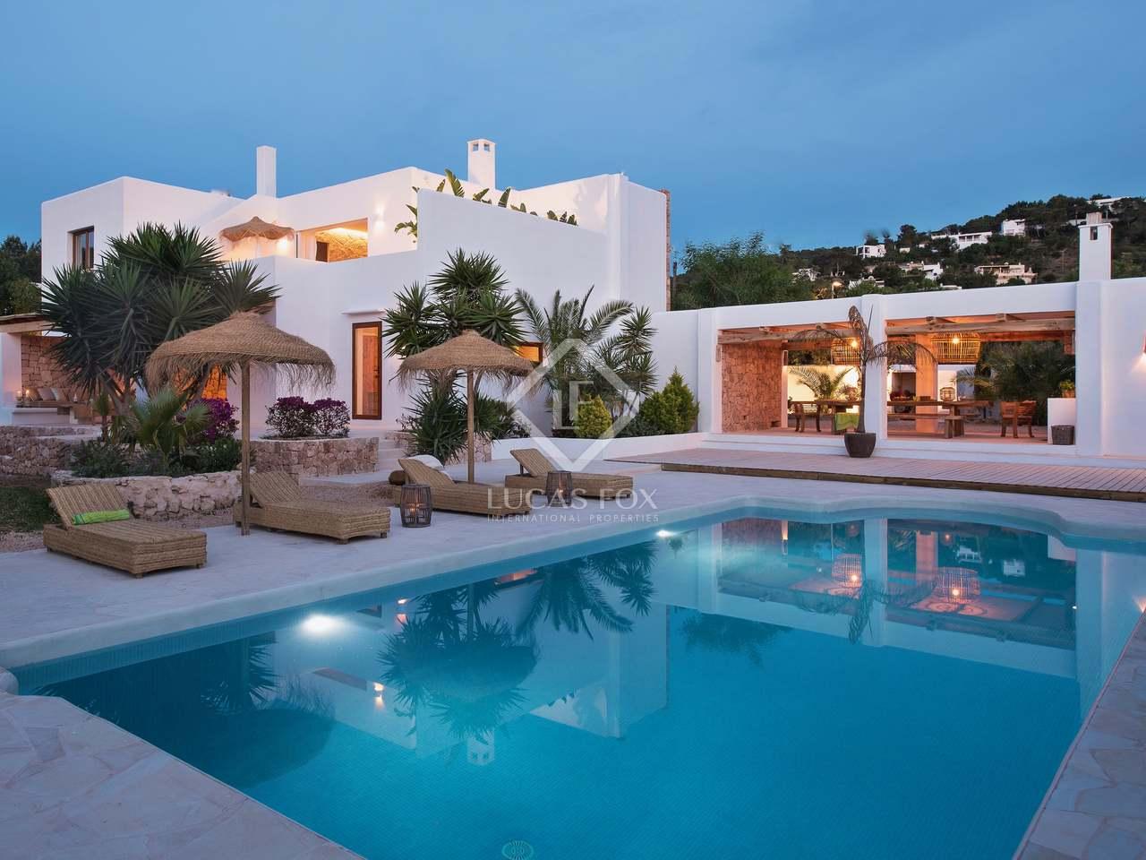 342m haus villa zum verkauf in san jos ibiza. Black Bedroom Furniture Sets. Home Design Ideas