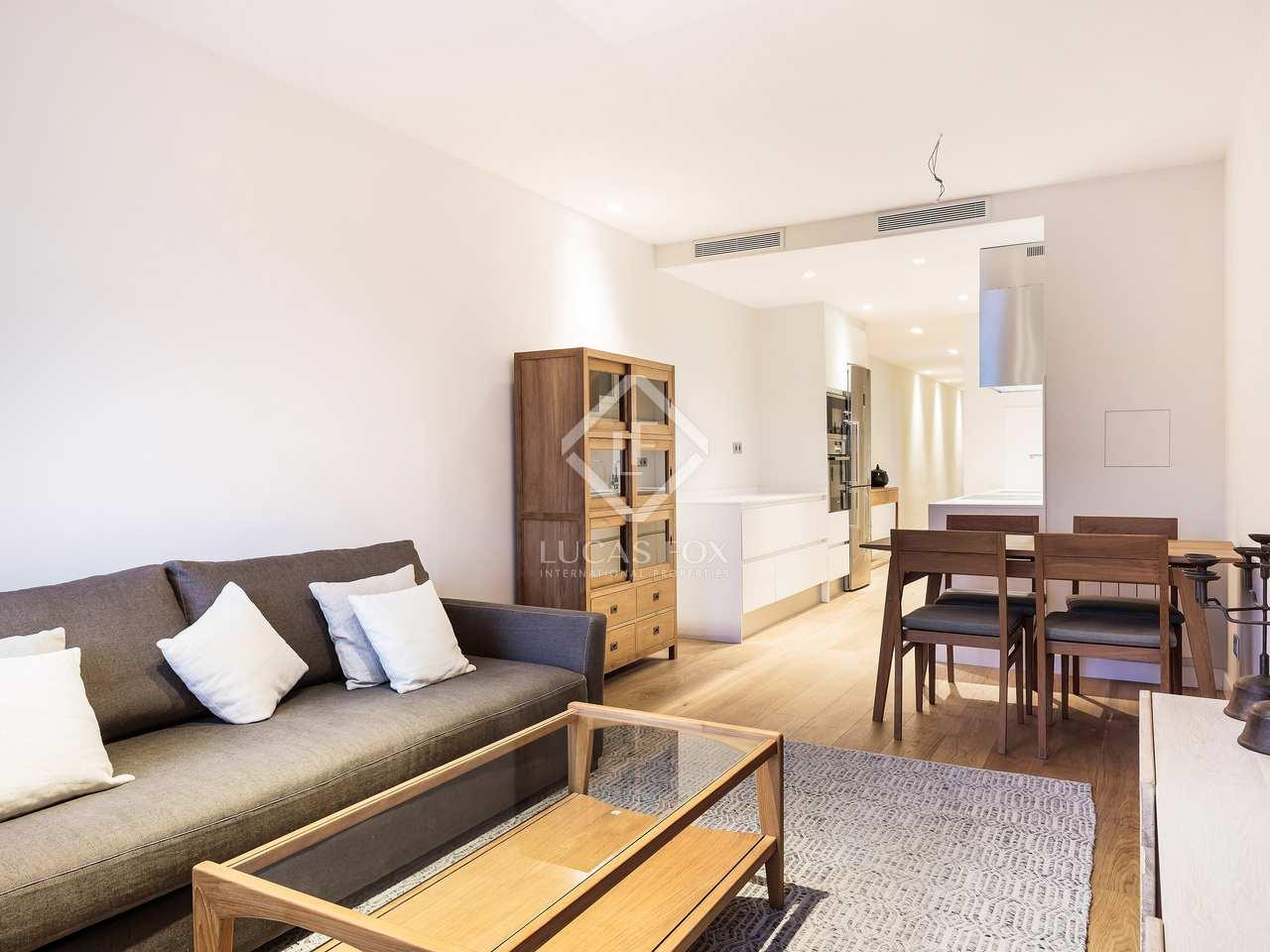 Piso de 87m con terraza de 50m en venta en eixample derecho for Decoracion piso eixample