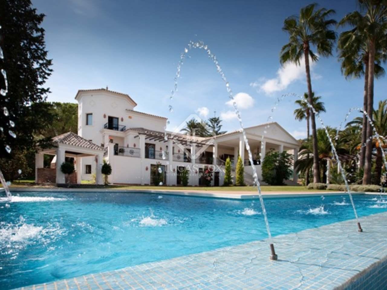 Villa de lujo de 5 dormitorios en venta en nueva andaluc a - La sala nueva andalucia ...