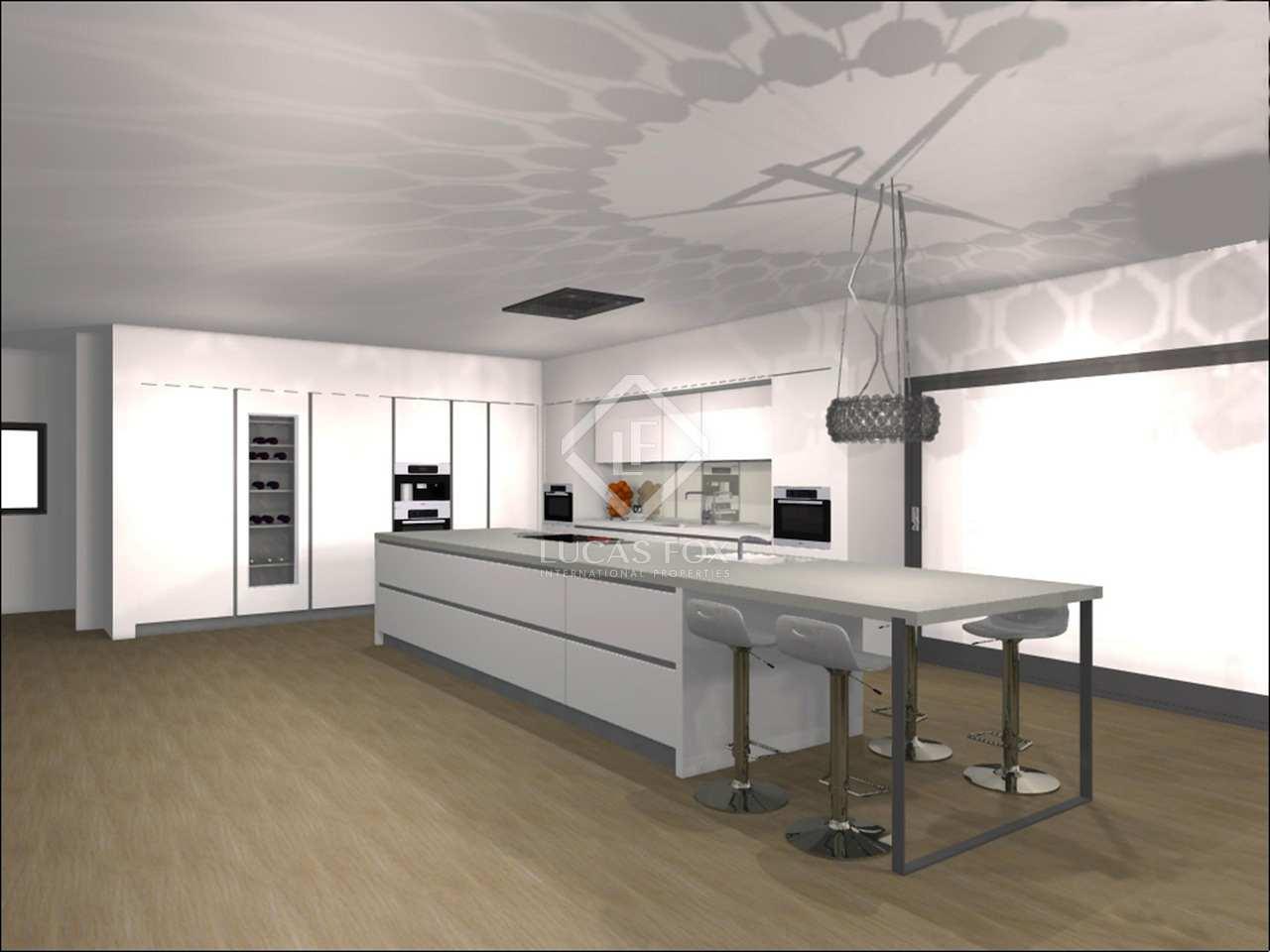 neubau im landhausstil zum verkauf in nordwest mallorca. Black Bedroom Furniture Sets. Home Design Ideas