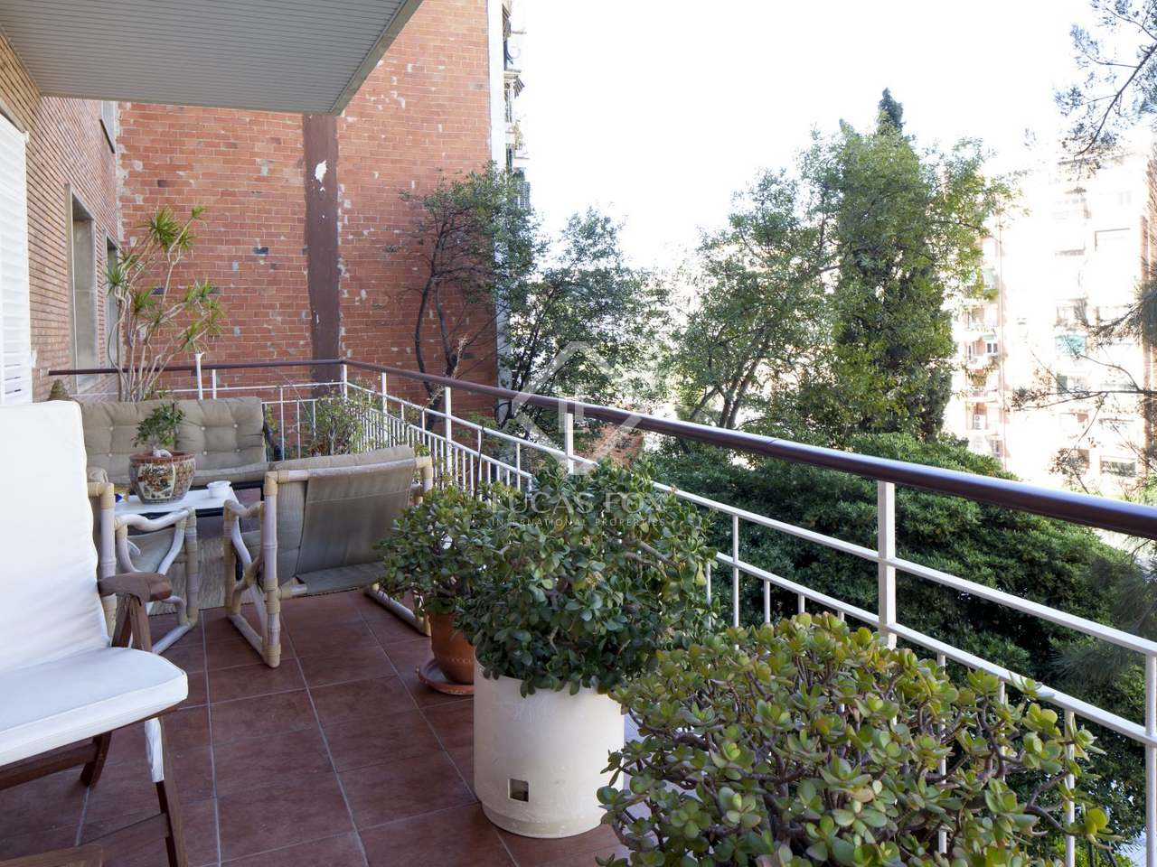 Apartamento en alquiler en sant gervasi zona alta barcelona - Casas en alquiler cerca de barcelona ...