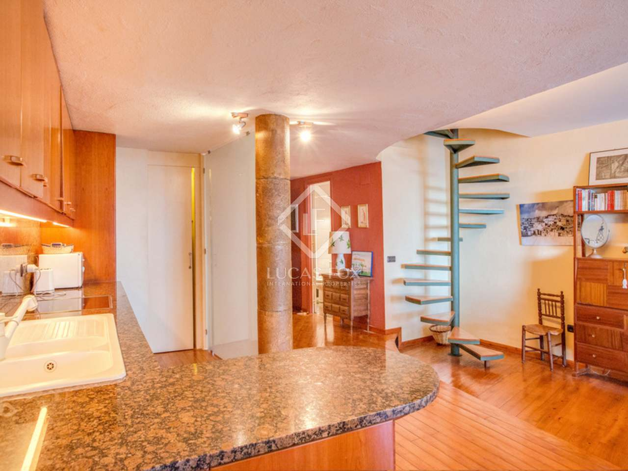 3 bedroom duplex for sale in sa tuna near begur for Three bedroom duplex