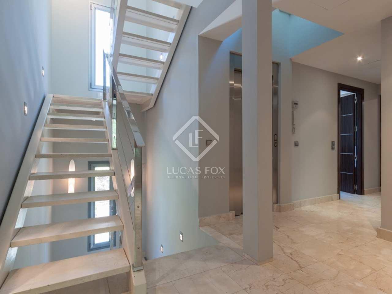 Espectacular casa moderna en venta en el viso madrid - Casa ultramoderna ...