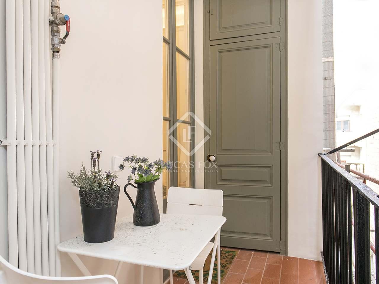 Appartement de 75m a louer gr cia barcelone for Location appartement design barcelone