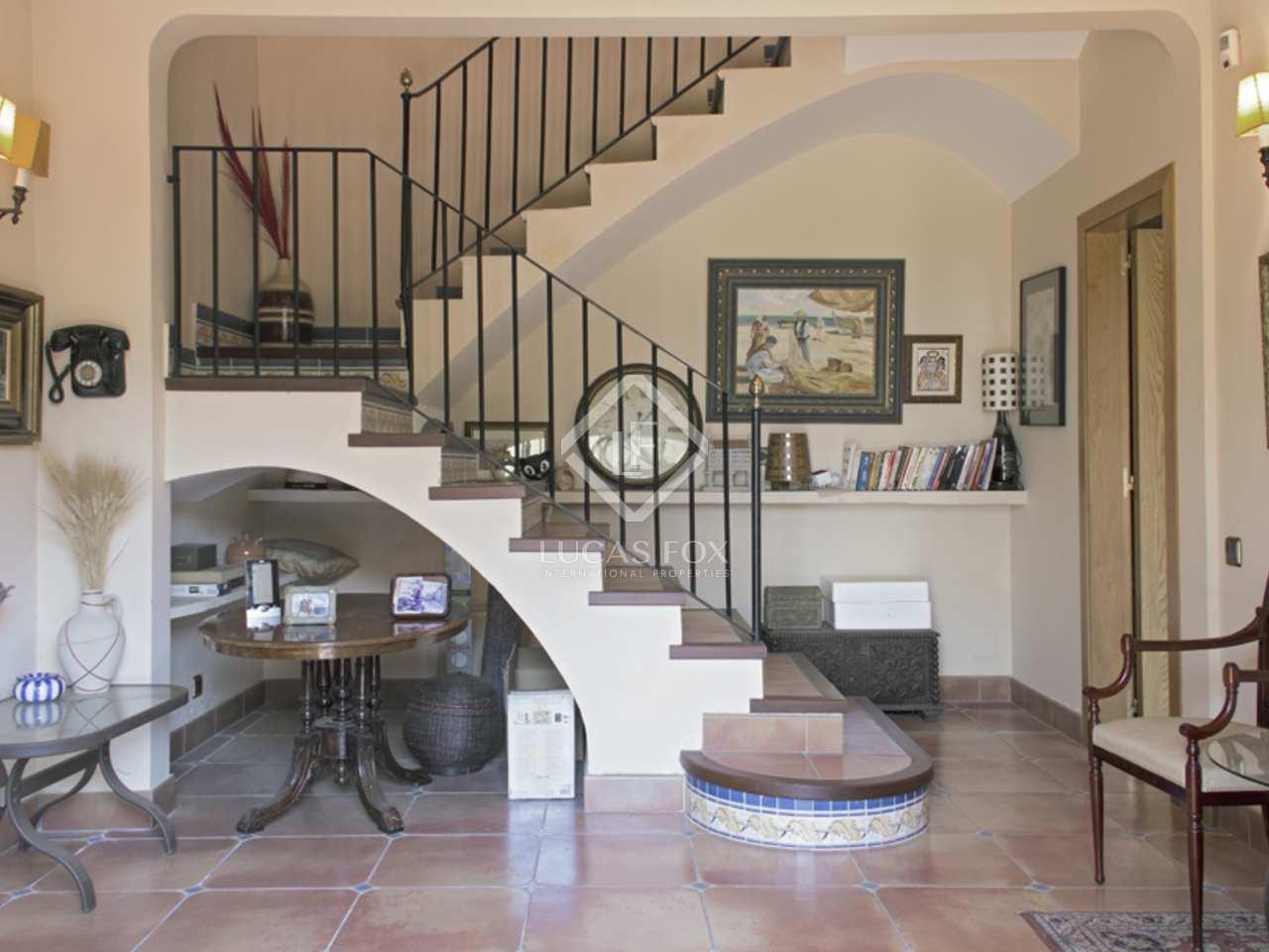 House For Sale In Sant Vicen De Montalt Maresme Coast
