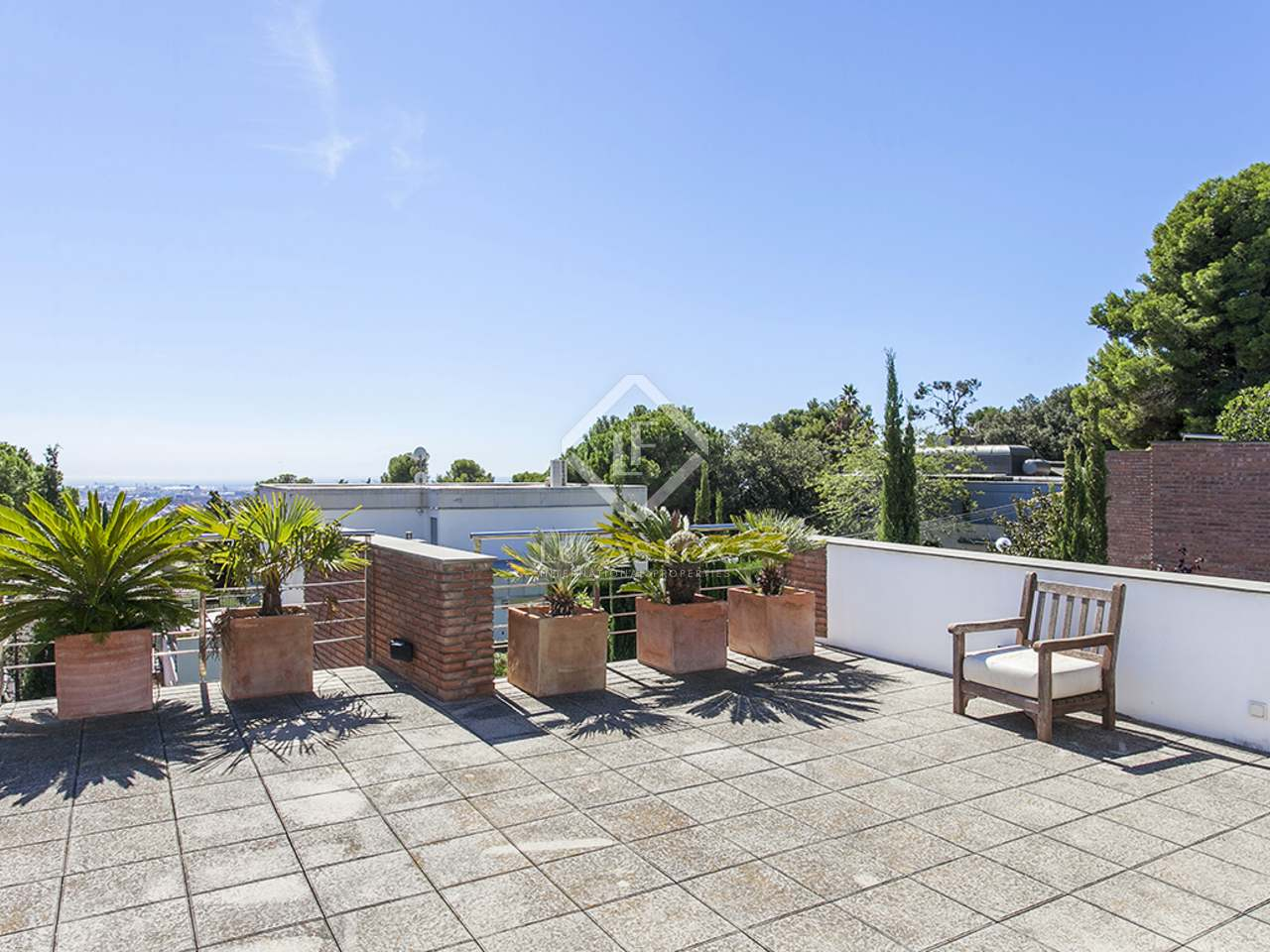 Maison de luxe en vente barcelone pedralbes zone haute for Piscine w barcelone