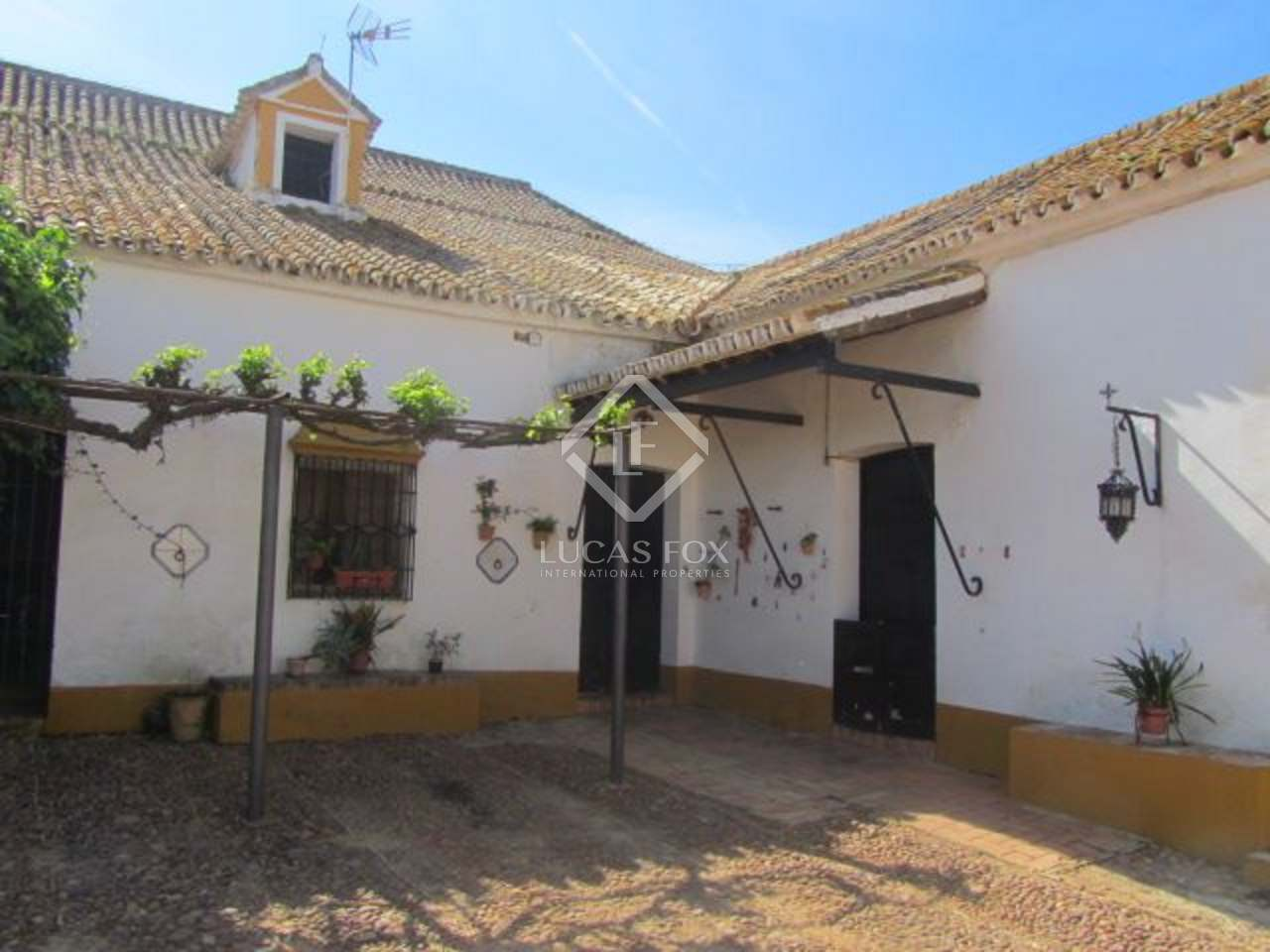 Beautiful country estate for sale in seville andalucia Seville house