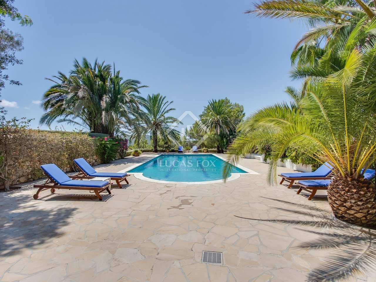 maison villa de 954m a vendre santa eulalia ibiza. Black Bedroom Furniture Sets. Home Design Ideas