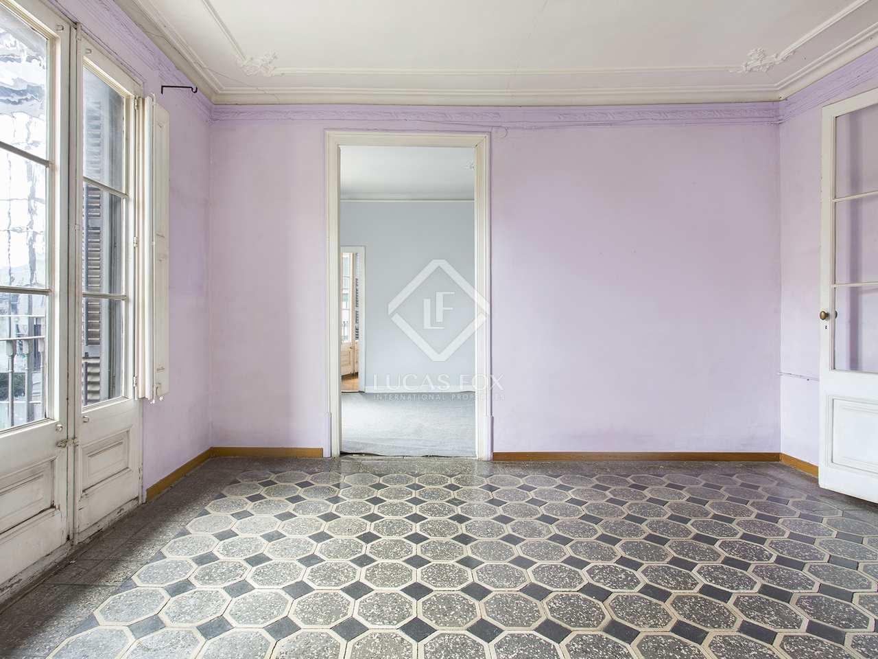 Appartement de 175m a vendre eixample droite barcelone for Chambre fabulous w barcelone